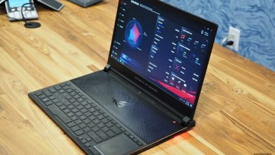 Photo of Asus shows off the Zephyrus S gaming laptop