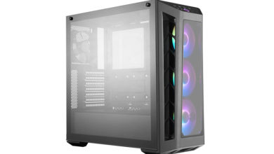Photo of CoolerMaster launches one more MasterBox Case The MB350P