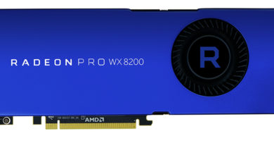 Photo of AMD Delivers Radeon Pro WX8200 for Under $1000