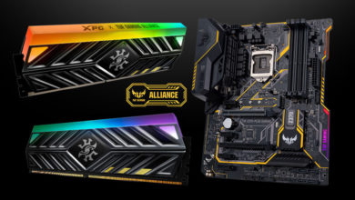 Spectrix D41 TUF Gaming Edition DDR4 RGB Memory
