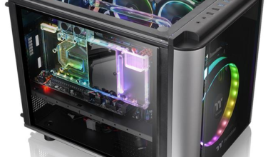 Photo of Thermaltake releases smaller version of Level 20 series PC Case: Level 20 VT