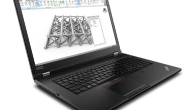 Photo of Lenovo releases ThinkPad P1 and P72 before august runs out