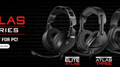 TurtleBeach headsets