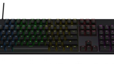 Photo of Xiaomi's new mechanical gaming keyboard is out