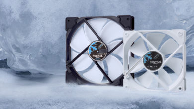 Photo of Fractal Desgin released new Case Fans of its existing line-up of the Dynamic X2 and Venturi Series