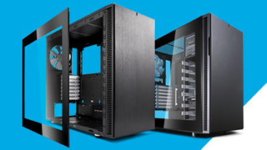 Photo of Fractal Design extends its accessories range for Define R5 and Define S PC Cases