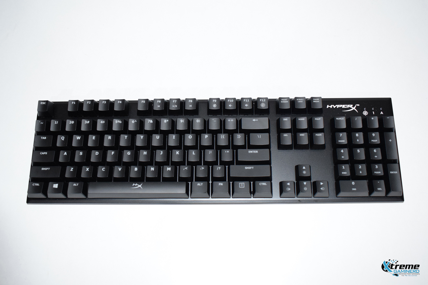HyperX Alloy FPS mechanical keyboard 3