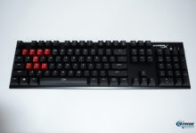 HyperX Alloy FPS mechanical keyboard 7