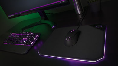 Photo of Cooler Master releases a dual sided mouse pad MP860 with RGB illumination