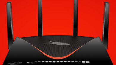 Photo of Netgear recently announced Nighthawk Pro Gaming XR700 Router