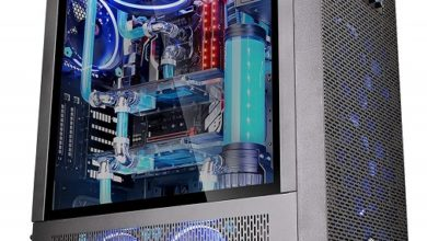 Photo of Thermaltake Core X71 Tempered Glass edition