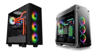 Photo of Thermaltake launches View 21 TG RGB Plus and View 71 TG RGB Plus