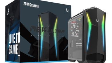Photo of Following the release of RTX GPUs, Zotac announces MEK ULTRA Gaming PC