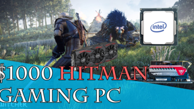 $1000 Hitman Gaming PC