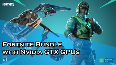 Nvidia Fortnite bundle