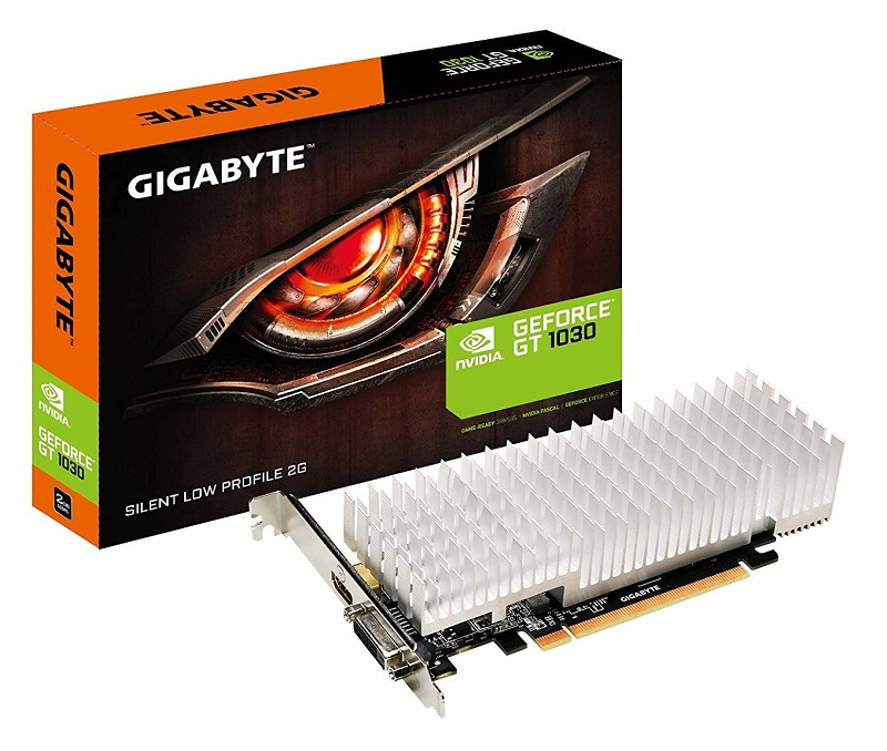 GIGABYTE GeForce GT 1030 Low profile