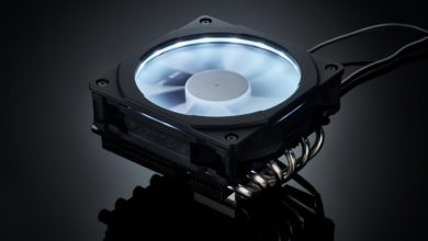 Phanteks RGB CPU cooler 5