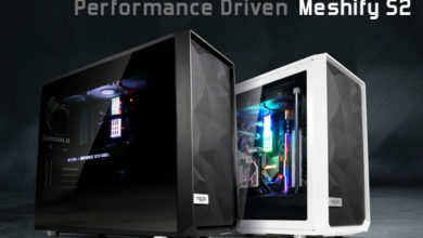 Photo of The biggest Meshify Case till date released by Fractal Design- Meshify S2