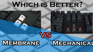 membrane vs mechanical switches