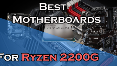 Best Motherboard for Ryzen 2200G