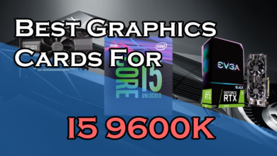 Photo of Best graphics cards for i5 9600K