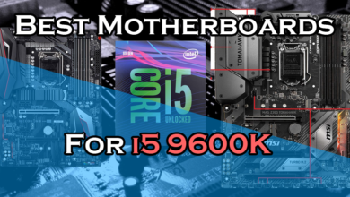 Photo of Best motherboards for i5 9600K
