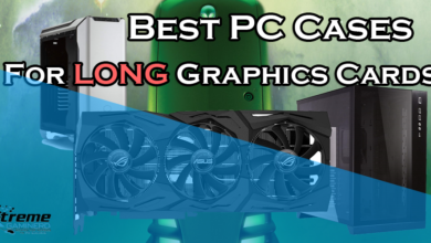 Best PC cases for long graphics cards
