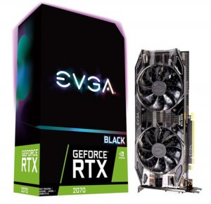 EVGA RTX 2070 Black Gaming