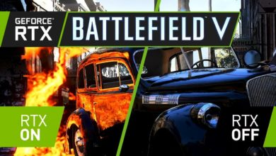 Ray Tracing Battlefield V