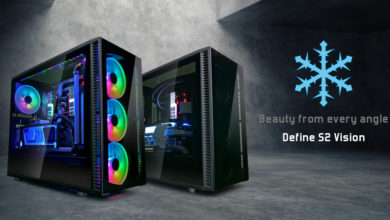 Photo of Fractal Design releases Define S2 Vision and Dynamic X2 PWM fan