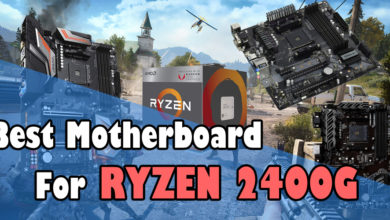 Best motherboard for Ryzen 2400G