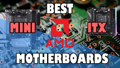 Best AMD Mini ITX motherboards