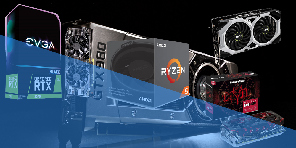 Best Graphics Cards for Ryzen 5 2600/2600X – Xtremegaminerd