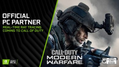 Photo of Call of Duty: Modern Warfare will feature Ray Tracing