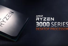 AMD Ryzen 3000 series processors