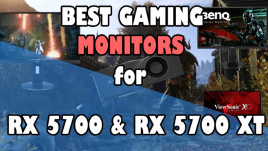 Photo of Best Gaming Monitors for RX 5700 and RX 5700 XT