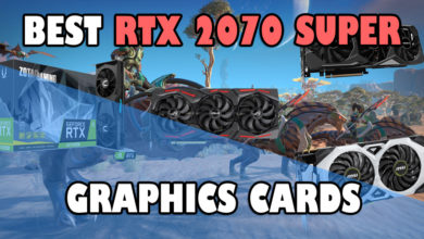 Photo of Best RTX 2070 Super Graphics Cards