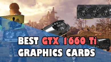 Best GTX 1660 Ti Graphics Cards