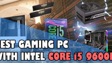 Best Gaming PC with Intel Core i5 9600K