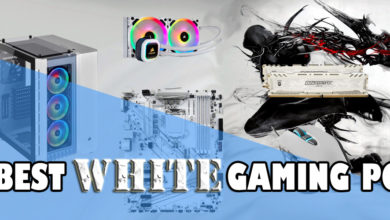 Photo of Build an Awesome White Gaming PC! [Unmatched Looks]