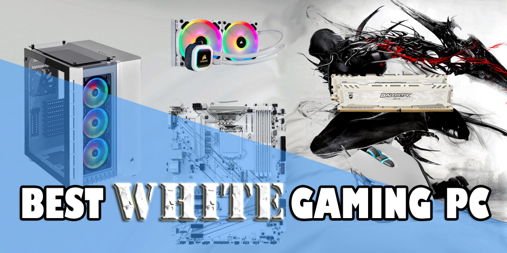 Best White Gaming PC