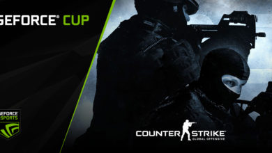 Photo of Geforce Cup to be held next month