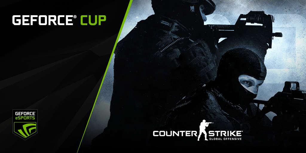 Geforce Cup CSGO