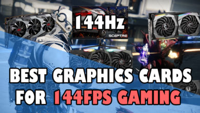 Photo of Best Graphics Cards for 144 fps Gaming