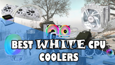 Best White CPU Coolers