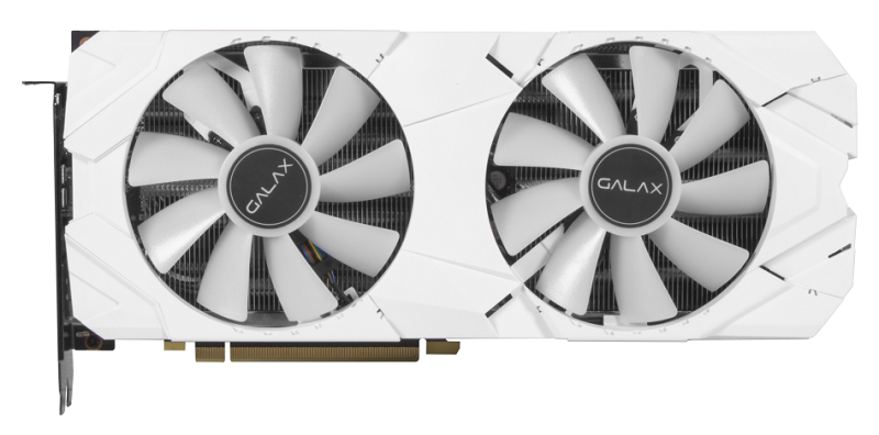 GALAX RTX 2070 Super EX White