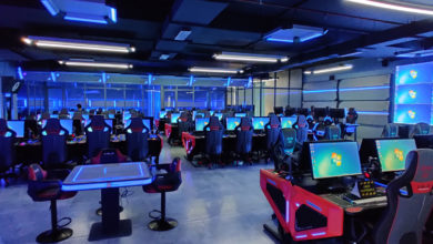 Photo of Bangaluru now has a Hanusha E-Sports gaming lounge