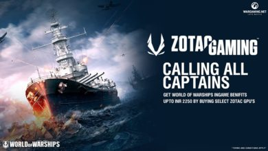 Photo of World of Warships bundle is about to launch for Indian Market by Zotac