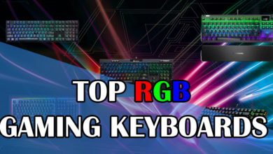 Best RGB Gaming Keyboards