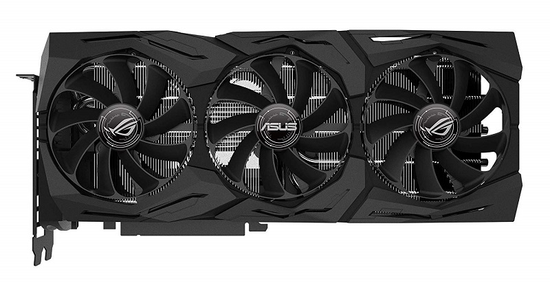 ASUS ROG STRIX GeForce RTX 2080TI Overclocked 11G